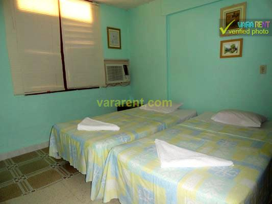 Varadero Great Apt Near the Beach - First bedroom (two full beds)