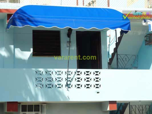 Varadero Great Apt Near the Beach - View of the apartment (2nd floor)