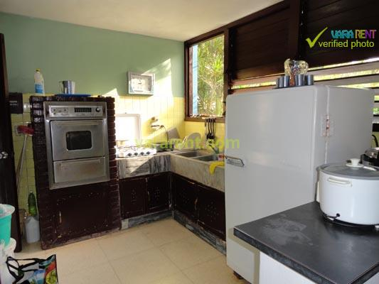 Fernando Figueroa - Owners kitchen, you can use it to prepare coffee or tea