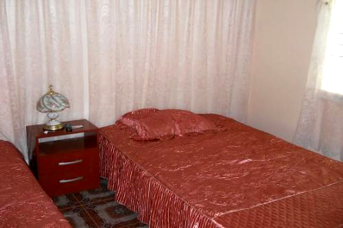 Dr. Maria Luisa - First bedroom with full and single bed