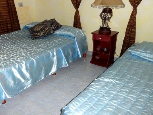 Pedrito - Another bedroom with two full beds