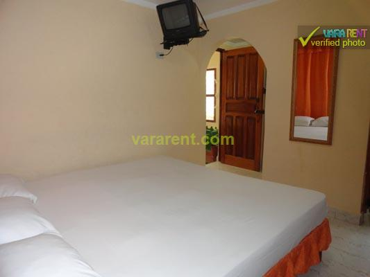 VillaTree - Third bedroom with king bed and TV