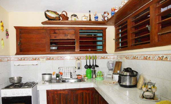 Yamila - Full equipped kitchen
