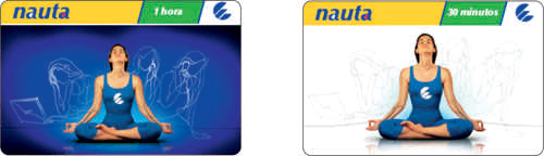 Nauta Cards to navigate at Etecsa facilities